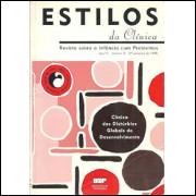 Estilos Da Clinica Revista Sobre A Infancia Com Problemas Ano 3 Nro 5 / 9113