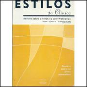 Estilos Da Clinica vol 8 nro 14 / Instituto De Psicologia Da Usp / 9158
