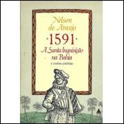 1591 A Santa Inquisicao Na Bahia e outras estorias / Nelson De Araujo / 9428