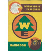 Wilderness Explorers Handbook / Disney / 9499