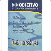 Os Livros Da Fuvest Unicamp Vol 1 / Francisco Achcar / 9685