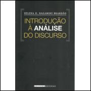 Introducao A Analise Do Discurso / Helena H Nagamine Brandao / 9687
