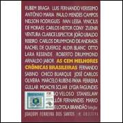 As Cem Melhores Cronicas Brasileiras / Joaquim Ferreira Dos Santos Org / 9575