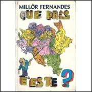 Que Pais E Este / Millor Fernandes / 9755
