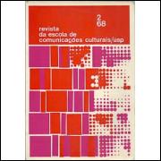 Revista Da Escola De Comunicacoes Culturais Usp Nro 02 / 9836