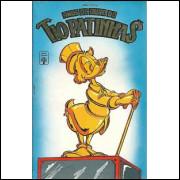 Anos De Ouro Do Tio Patinhas / Walt Disney / 9898