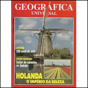 Geografica Universal Nro 229 Fevereiro 1994 / Bloch Editores / 9928