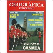 Geografica Universal Nro 230 Marco 1994 / Bloch Editores / 9929
