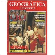 Geografica Universal Nro 231 Abril 1994 / Bloch Editores / 9930