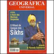 Geografica Universal Nro 252 Janeiro 1996 / Bloch Editores / 9932