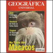 Geografica Universal Nro 260 Setembro 1996 / Bloch Editores / 9934