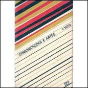 Revista Comunicacoes E Artes Nro 1 1970 / Eca - Usp / 9954