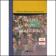 Direito Civil Brasileiro vol 6 Direito de Familia / Carlos Roberto Goncalves / 10145