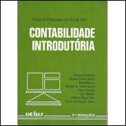 Contabilidade Introdutoria Equipe De Professores Da Fea Da Usp / 10159