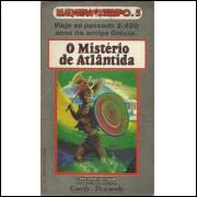 O Misterio De Atlantida - Maquina Do Tempo Nro 5 / Jim Gasperini / 10165