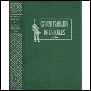 Obras Completas De Monteiro Lobato Vol 17 Os Doze Trabalhos De Hercules Tomo 2 / 10181