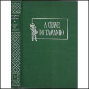 Obras Completas De Monteiro Lobato Vol 14 A Chave Do Tamanho / Monteiro Lobato / 10182