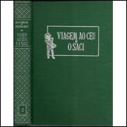 Obras Completas De Monteiro Lobato Vol 02 Viagem Ao Ceu E O Saci / Monteiro Lobato / 10186