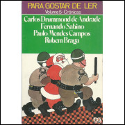 Para Gostar De Ler Vol 5 Cronicas / 10201