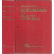 Dicionario De Frances Portugues / Olivio Da Costa Carvalho / 10203