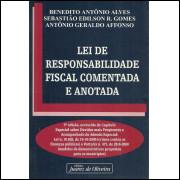 Lei De Responsabilidade Fiscal Comentada E Anotada / 10212