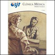 Clinica Medica Dermatologia Preparatorio Para Residencia Medica / Equipe Sjt Editora / 10346