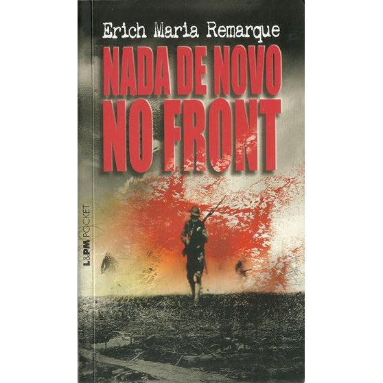 Nada De Novo No Front / Erich Maria Remarque / 10403