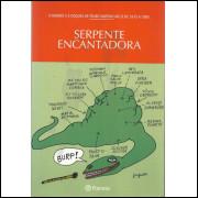 Serpente Encantadora / Telmo Martino; Selecao De Textos De Sergio Davila / 10504