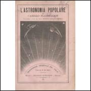 L`astronomia Popolare / Camillo Flammarion / 10525