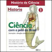 Revista De Historia Da Biblioteca Nacional Edicao Especial Nro 1 Historia Da Ciencia Nro / 10537
