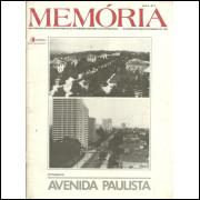 Revista Memoria Ano 2 Nro 05 / Eletropaulo / 10556