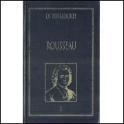 Rousseau Vol 1 Colecao Os Pensadores / Rousseau / 10595