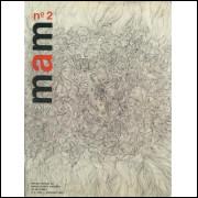 Revista Mam Nro 2 Dezembro / Museu De Arte Moderna / 10599