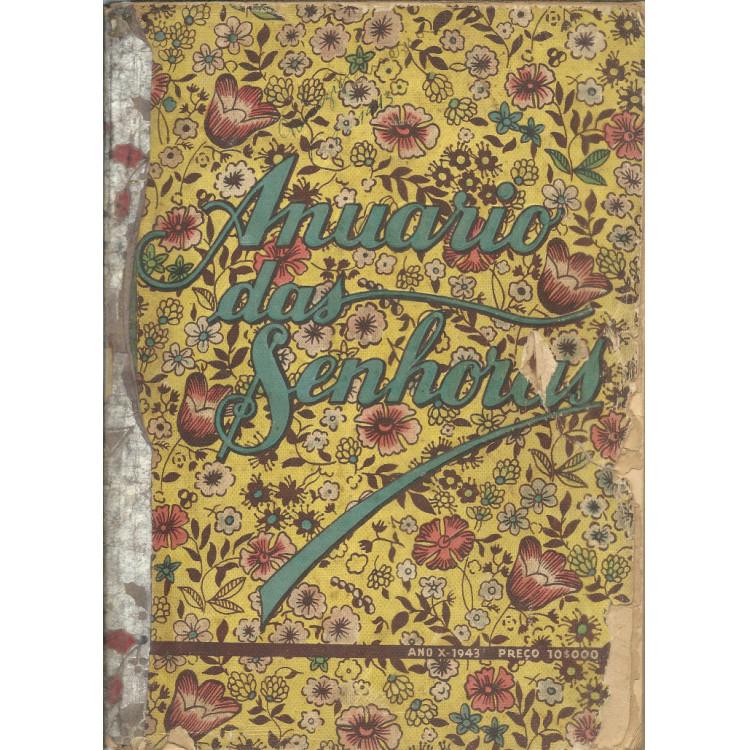 Anuario das Senhoras 1943 / Editora O Malho / 717