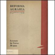 Revista Reforma Agraria vol 25 nro 1 Estatuto da Terra 30 Anos / Abra / 4549