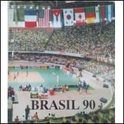 Brasil 90 Xii Campeonato Mundial De Voleibol Masculino / Confederacao Brasileira De Volei / 10821