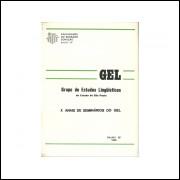 X Anais De Seminarios Do Gel / Grupo De Estudos Linguisticos / 10835