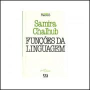 Funcoes Da Linguagem / Samira Chalhub / 10853