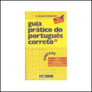 Guia Pratico Do Portugues Correto Vol 03 / Claudio Moreno / 10899