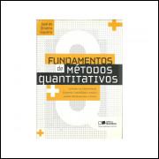 Fundamentos De Metodos Quantitativos / Jose De Oliveira Siqueira / 11153