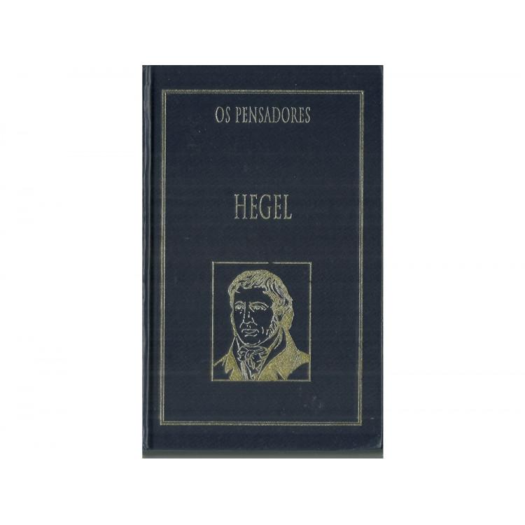 Hegel Os Pensadores / Hegel / 11249