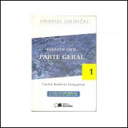 Direito Civil Parte Geral / Carlos Roberto Goncalves / 11275