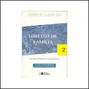 Direito de familia / Carlos Roberto Goncalves / 11276