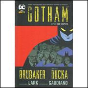 Gotham Dpgc Sob Suspeita / Ed Brubaker; Greg Rucka / 11314