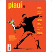 Revista Piaui nro 26 novembro 2008 / Revista Piaui / 4887