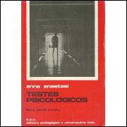 Testes Psicologicos / Anne Anastasi / 11459