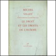 Le Droit Et Les Droits De L Homme / Michel Villey / 11446