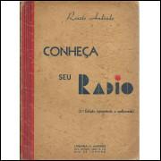 Conheca Seu Radio 3A Edicao Aumentada E Melhorada / Renato Andrade / 1367