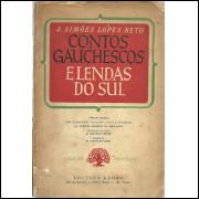 Contos Gauchescos E Lendas Do Sul / J Simoes Lopes Neto / 1416