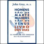 Homens Sao De Marte Mulheres Sao De Venus / John Gray / 11479